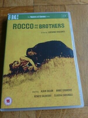 £11 • Buy Rocco And His Brothers Luchino Visconti Masters Of Cinema #48 DVD