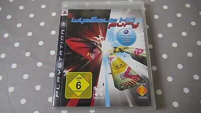 £8.53 • Buy Wipe Out HD Fury PS3 Playstation 3