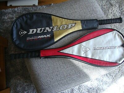 £10 • Buy Dunlop Squash Rackets Collection From Melton Mowbray