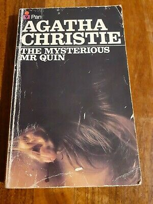 £2 • Buy Agatha Christie The Mysterious Mr Quin Paperback Book
