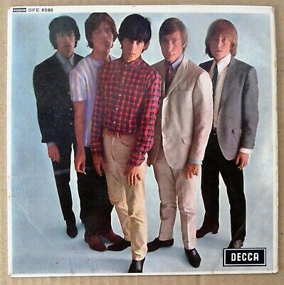£2.99 • Buy Rolling Stones Five By Five Picture Sleeve ONLY Good Condition NO DISC
