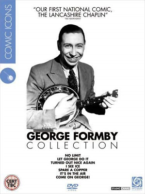 £10.99 • Buy George Formby Collection DVD (4-Disc Boxed Set)