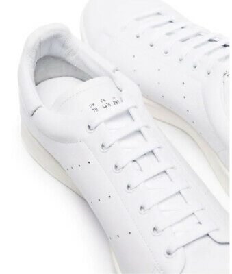 AU63.50 • Buy Adidas Stan Smith Recon US 9 UK 8.5 White Off White Leather Sneakers New In Box