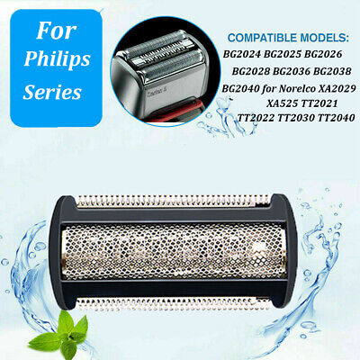 AU16.88 • Buy Shaver Replacement Shaver Head For Philips Norelco Bodygroom BG2024 – 2040 Q9O6