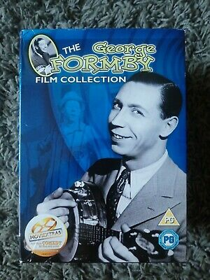 £8.89 • Buy George Formby Film Collection (DVD, 2010, 7-Disc Set)