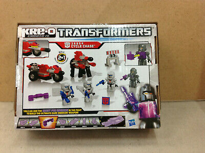 £20 • Buy Kre-o Transformers Battle Packs Cycle Chase