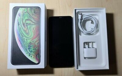 AU355 • Buy Apple IPhone XS Max - 64 GB - Space Grey (Unlocked) A2101 (GSM) (AU Stock)
