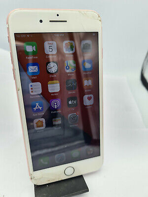 AU10.50 • Buy Apple IPhone 7 Plus - 128GB - Rose Gold (Unlocked) A1784 PARTS ONLY