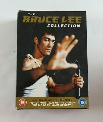 £27.95 • Buy The Bruce Lee Collection DVD Box Set