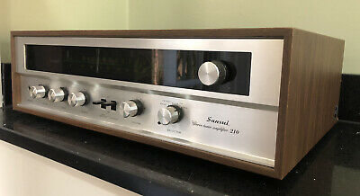 £199 • Buy Vintage Sansui 210 Am / Fm Stereo Hifi Tuner Amplifier  Receiver. Immaculate!