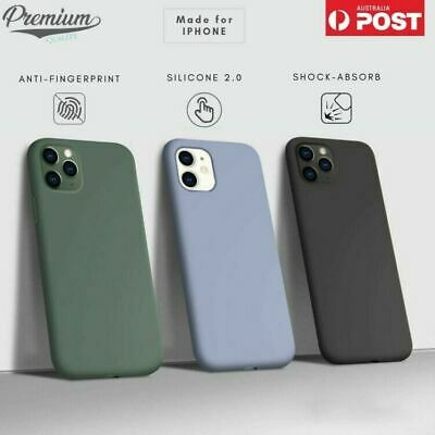 AU8.95 • Buy For Apple IPhone 12 Pro Max Mini / 11 SE XS XR Case Shockproof Silicone Cover