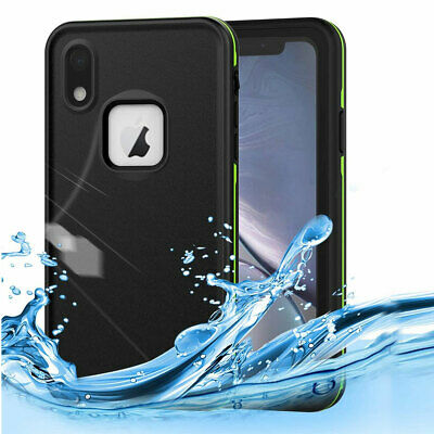 AU23.99 • Buy For Apple IPhone XR X XS Max Waterproof Case Shockproof Heavy Duty Rugged Cover