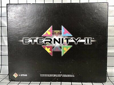 £7.99 • Buy Eternity 2 II Board Game Puzzle Board Strategy Game Christopher Monkton 2007