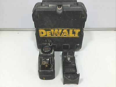 £29 • Buy DeWalt Laser Level DW087 With Box And Clamp *Spares Or Repair*