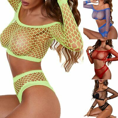 £9.59 • Buy Sexy Mrs Santa Claus Outfit Xmas Party Costume Lady V Neck Christmas Fancy Dress