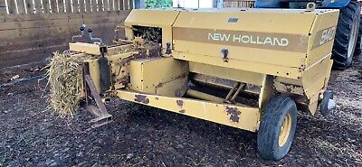 £3600 • Buy New Holland 940 Conventional Small Baler
