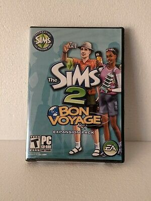 £21.93 • Buy Sims 2: Bon Voyage (PC, 2007) BRAND NEW FACTORY SEALED Game Video Computer