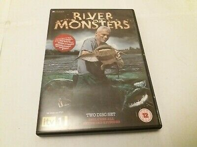£6.63 • Buy River Monsters - Complete First Series Season 1 One - UK 2 Disc R2 DVD VGC