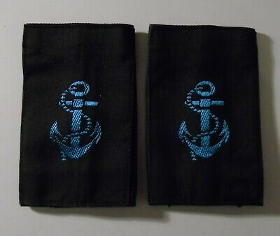 £3.99 • Buy Womens Royal Naval Service Leading Rate Rank Slides - New - WRNS