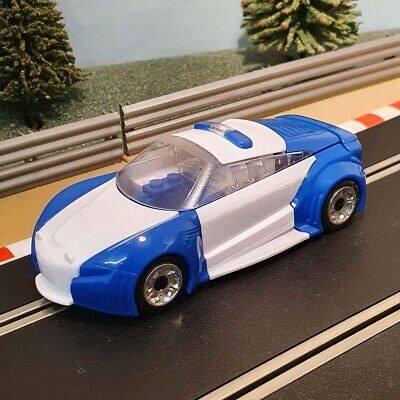 £19.99 • Buy Scalextric 1:32 Car - Quick Build Police Car *LIGHTS & SIREN*