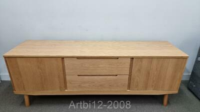 £469 • Buy House By John Lewis Bow TV Stand Sideboard For TVs Up To 70   (3600)