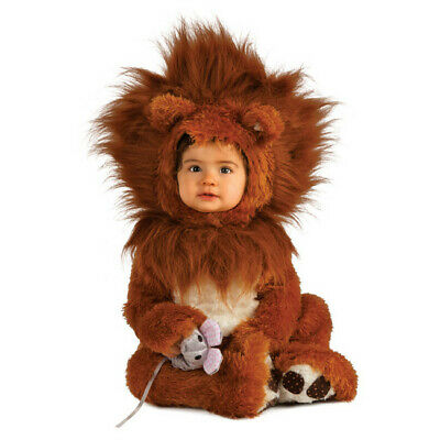 £24.96 • Buy Lion Cub Costume Baby Infant Toddler Boys Girls Baby Animal Best Funny Fun Cute
