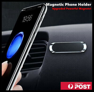 AU9.99 • Buy In Car Magnetic Phone Holder Dashboard Mount Stand Bracket For Mobile Phone GPS