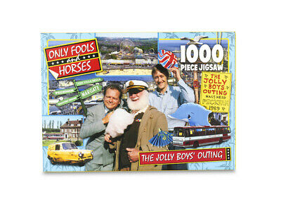 £17.99 • Buy Only Fools And Horses The Jolly Boys Outing Official 1000pc Jigsaw Puzzle
