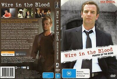 £5.37 • Buy  Wire In The Blood: Prayer Of The Bone USA Special (DVD, 2008) Region 4