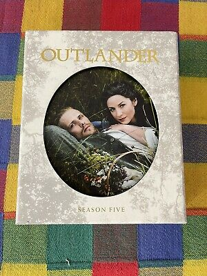 AU55.19 • Buy Outlander Season Five [Collector's Edition Box Set] Blu-ray Never Used 2 Flaws