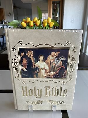 £32.73 • Buy Holy Bible Catholic Heirloom Family Edition New American Bible Large Unopened!
