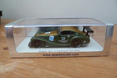 £49.99 • Buy Morgan Aero 8 Supersport Gt3 2010 By SPARK Models 1/43 Mint And Boxed