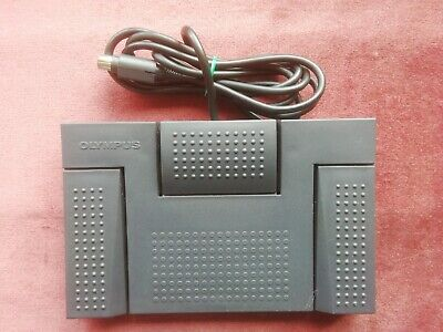 £16.50 • Buy OLYMPUS Foot Control Switch. RS-26 For Transcription / Dictation Machine Units.