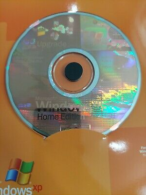 £20.30 • Buy Microsoft Windows XP Home Edition Upgrade Version 2002 With Product Key