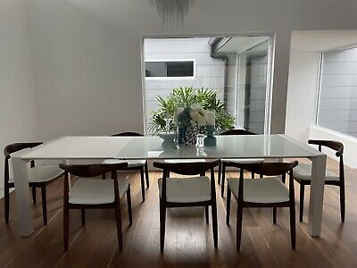 AU450 • Buy Dining Table - 6 Or 8 Seater Extension