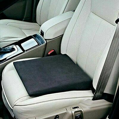 £11.95 • Buy Memory Foam Wedge Back Support Cushion Pillow Office Home Car Seat Orthopedic