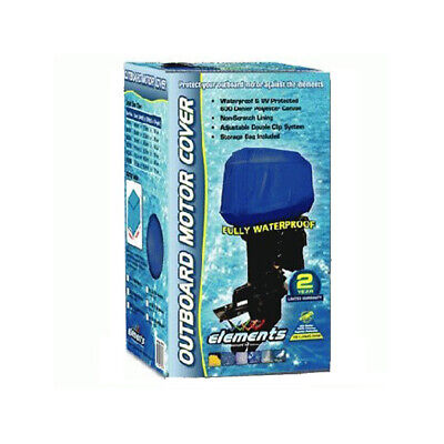 AU42.99 • Buy Outboard Motor Cover Waterproof Suits 50Hp To 115Hp  OC115