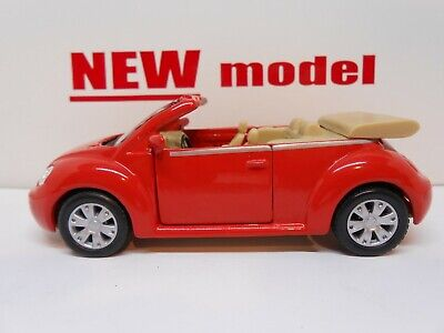 £8.95 • Buy Toy Car Vw Beetle Convertible Boy Girl Dad Mom Birthday Present Gift New Boxed