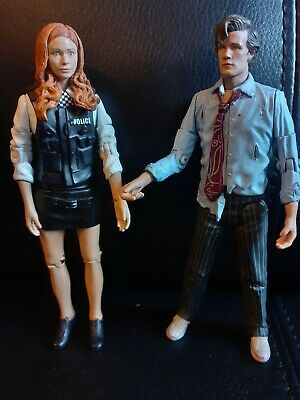 £16.99 • Buy Doctor Who Raggedy Eleventh Hour 11th Dr & Police Amy Pond 5.5  Bundle Figures