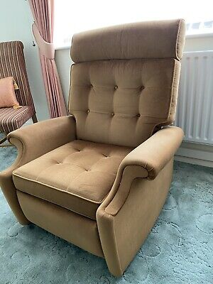 £85 • Buy Parker Knoll Vintage Recliner Chair