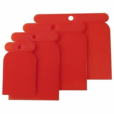 £1.95 • Buy 4 Piece Scraper Caulking Grouting Sealant Silicone Finishing Cleaning Tool Kit