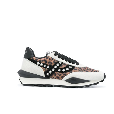£145 • Buy ASH Spider Leopard Trainers