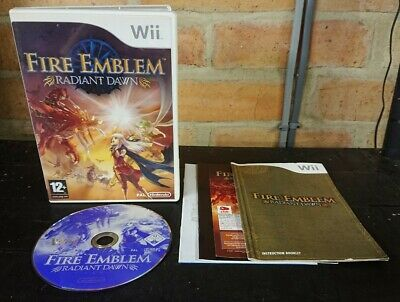 £99.99 • Buy Fire Emblem: Radiant Dawn Wii / Near Mint  / Complete / Tested