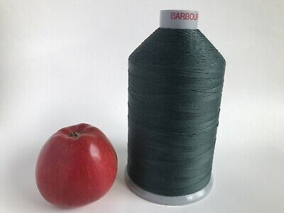 £9.50 • Buy BARBOUR COATS Terko Satin Strong Sewing Thread Huge Cone 4000m M50 Rifle Green