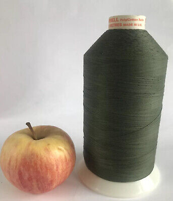 £10.99 • Buy Vintage Barbour Campbell Terko Satin Sewing Thread Heavy Duty 4000m No 50 Olive