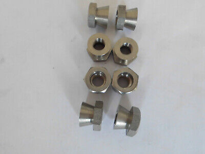 £3.99 • Buy Security Nuts. M10 Shear Nuts. Stainless Steel. Pack 8