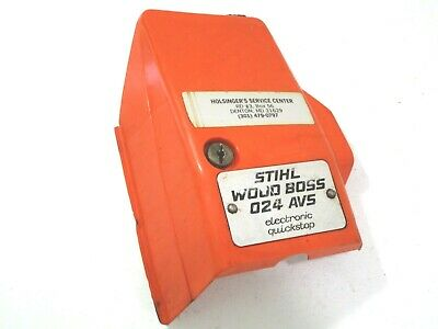 £18.12 • Buy Stihl 024 Chainsaw OEM Top Cover 026 MS250 MS260
