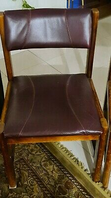 AU50 • Buy Leather Dining Chairs Used