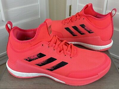 AU96.05 • Buy Adidas Crazyflight Mid Tokyo Volleyball Shoes, Signal Pink, FX1762, Women's 7