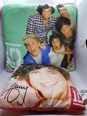 £36.28 • Buy One Direction Harry Styles 1D Group Pillow 2012 Clean